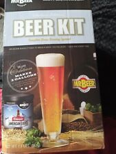 New listing Home beer brewing kit