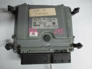 Engine ECM Fits 10-12 MERCEDES GL-CLASS A 273 153 14 91 A2731531491