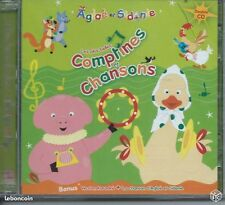 2 CD Les plus Belles Comptines et Chansons 41Titres NEUF