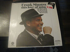 Frank Sinatra; This Love Of Mine on LP