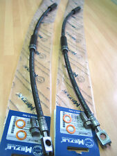 Pair MEYLE Front Brake Hoses for Audi S3, TT, A3 & TT Quattro  Equiv: 8N0611707A