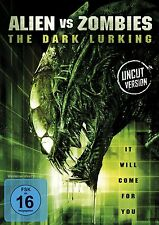 Alien vs Zombies - The Dark Lurking ( Horrorfilm ) mit Ozzie Devrish, Tonia Rene