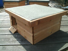 HEDGEHOG CASA-Hog-habitat-HEDGEHOG BOX-Qualità Premium.