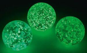 Murmel Glaskugel Kugel  25 mm nachtleuchtend phosphorisierend mind. 8 Stunden