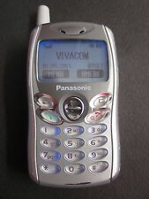 Panasonic GD55 - Gray (Unlocked) Cellular Phone