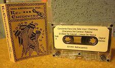 GROUPO REENCUENTRO cassette tape Una Esperanza Mas 1991 folk music Andean