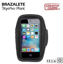 Brazalete compatible iPhone 5 y iPhone 5S CINTA BRAZO DEPORTE CORRER RUNNING
