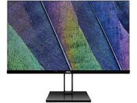 """AOC 24V2H 23.8"""" Full HD 1920x1080 Ultra-Slim Monitor, Edge-to-Edge Frameless IPS"""