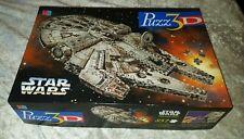 Puzz 3D Star Wars Millennium Millenium Falcon puzzle - complete inc instructions