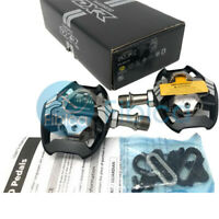 New Shimano DXR SPD PD MX70 BMX MTB Mountain Pedals with cleats