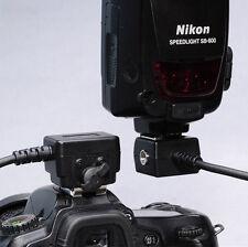 Adaptateur Sabot Griffe TTL externe Yongnuo SC-28B pour Nikon /Flash TTL Nikon