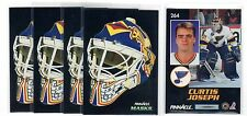 1X CURTIS JOSEPH 1992 93 PINNACLE MASK #264 NMMT Lots Available BLUES