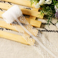 Nastri e fiocchi bianchi in cotone per il matrimonio