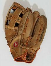 Vintage Mizuno Baseball Glove Lite Flex Monster Rht Mitt Mt1400