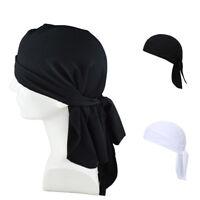 Cycling Headscarf Hat Quick Dry Sports Bandana Pirate Cap Hiphop Street Headwear