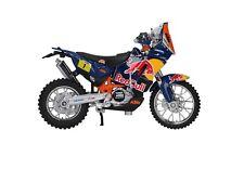 Bburago Modèle de Moto Modèle Moto KTM 450 Course �‰chelle 1:18