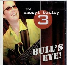 Sheryl Bailey 3/BULL'S EYE! (US-Jazz-Trio) + Gary Versace