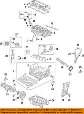 HONDA OEM 09-11 Fit-Engine Timing Cover 11410RB1000