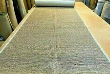SISAL ECO FRIENDLY MAT CARPET RUG/MAT HALL RUNNER 101cm x 168cm RRP £150