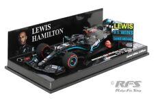 Mercedes AMG F1 W11 Lewis Hamilton Winner Formel 1 GP Eifel 2020 1:43 Minichamps