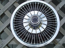 1968 1969 PLYMOUTH BARRACUDA VALIANT WIRE HUBCAP WHEEL COVER CENTER CAP VINTAGE