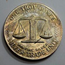 RARE POW MIA You Are Not Forgotten 1 Oz Troy.999 Silver Round,SILVER TRADE UNIT