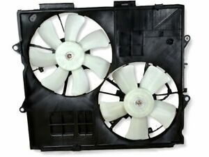 For 2004-2008 Cadillac SRX Auxiliary Fan Assembly 35121DV 2005 2006 2007