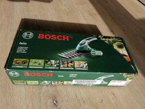 "Bosch Isio Akku Strauchschere LiIo 3,6V ""0600833 10R"" Neu & OVP"