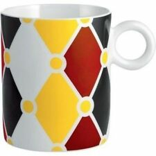 Alessi Circus, Tazza Mug a tre colori in porcellana 0,35 litri | ALESSI