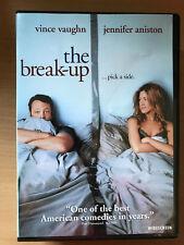 Vince Vaughn Jennifer Aniston THE BREAK UP ~ 2006 Comedy Region 1 US DVD