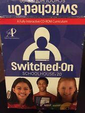 Switched-on Schoolhouse Home Edition Curriculum Application and Application 2.0