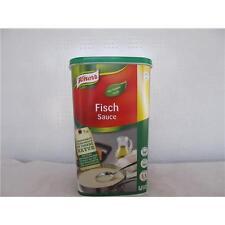 KNORR Fisch Sauce Fischsauce Fischsoße Soße 1 Kg
