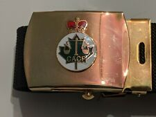 CACP Canadian Association Of Chiefs of Police. Belt and Tie clip. Enamel. RARE!