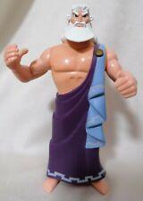 "DISNEY - Disney Hercules Lightning Bolt Zeus 6"" Figure 1997 Mattel Retro Rare"