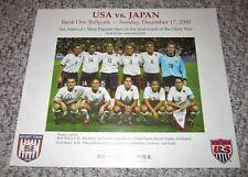 USA Women National Soccer 2000 Glory Tour Team Photo POSTER Mia Hamm Julie Foudy