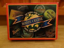 Lagoon Games BOOZE CRUISE Board Game 1995 - for Adults