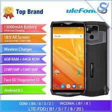 Ulefone Power 5 Smartphone Octa Core CPU Android 8.1 6GB RAM Dual IMEI 13000mAh