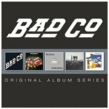 BAD COMPANY - Original Album Series - 5 CD Set (Paul Rodgers, Queen, Free etc)