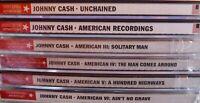 Johnny Cash- 6-CD-Sammlung- NEU (3x eingeschweißt)