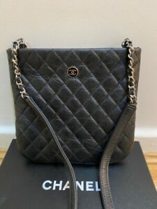 Chanel Uniform Crossbody Black