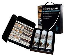 Ltp Piedra Kit De Cuidado Para Chimenea y encimeras. limpio, Sello y mantener todo en uno