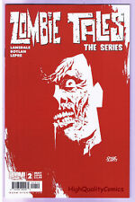 ZOMBIE TALES The Series #2, NM+, Walking Dead, 2008, more Undead in store,Horror