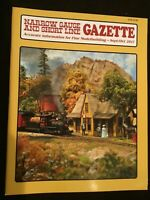 Magazine~Narrow Gauge and Short Line Gazette~Sept/Oct 2017~Logging,Lumber