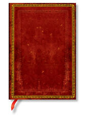 "Paperblanks Journal ""Venetian Red"" Classics LINED Midi 5x7"" Book Writing New"