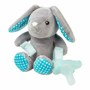 Dr. Brown's Lovey Pacifier and Teether Holder Bunny