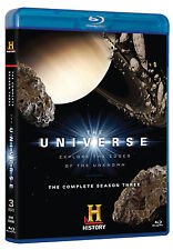 The Universe : Season 3 (Blu-ray, 2011, 3-Disc Set) - Region B