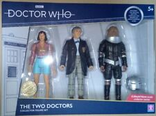 "Doctor Who The Two Doctors Collector Figure Set - 5.5"" range - Character B&M a"