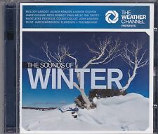 THE SOUNDS OF WINTER - VARIOUS ARTISTS on 2 CD's - NEW
