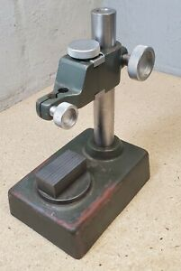 Mitutoyo ???? dial gage stand - comparator - inspection base - 7004 -7003