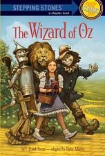 The Wizard of Oz (Stepping Stone Books (Paperback) (Paperback)